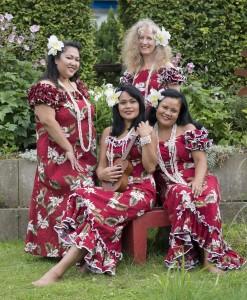 Hula me ke Aloha Gruppe 2014